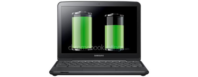 batteritiden på chromebook er fænomenal