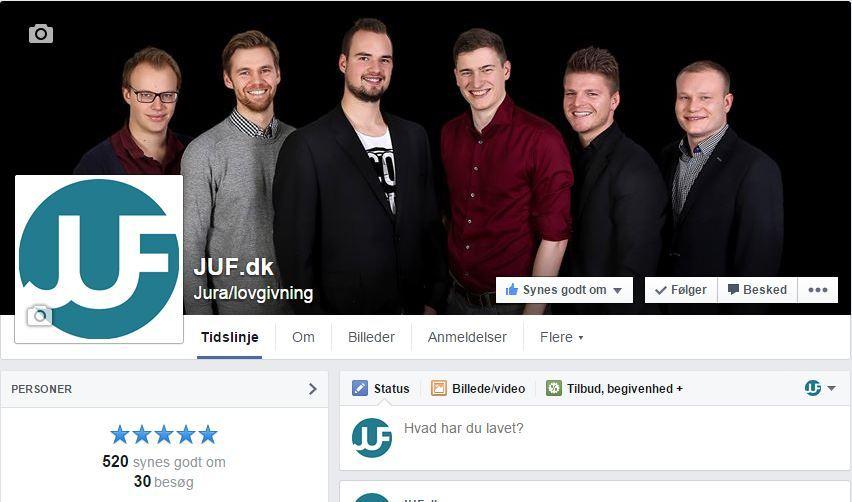 juf facebook