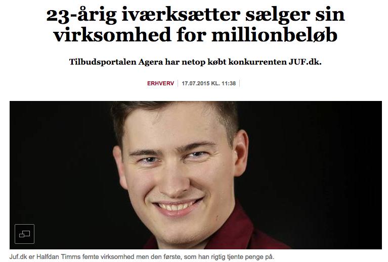juf.dk solgt
