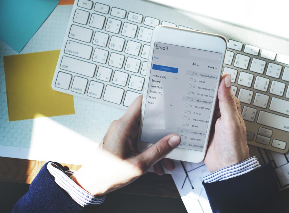 email markedsføring